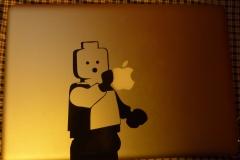 Lego Laptop Decal