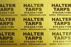 Printed Tarp / Banner