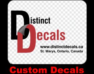 Order Custom Decal