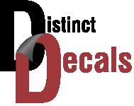 Distinct Decals Logo